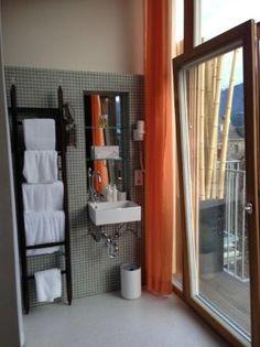 Waschbereich #bath #hotel #visitinnsbruck Hotel Innsbruck, Hotels, Trip Advisor, Designer, Bath, Inspiration, Cabinet, Storage, Furniture