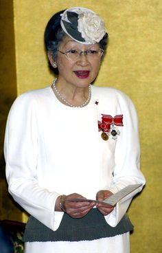 Empress Michiko, 2003