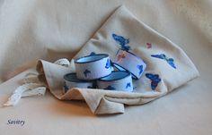"кольца для салфеток из коллекции ""Синие бабочки"". Декупаж Napkin Rings, Napkins, Home Decor, Homemade Home Decor, Towels, Napkin, Decoration Home, Napkin Holders, Interior Decorating"