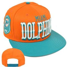 NFL New Era 9Fifty 950 Canvas Word PU Leather Snapback Hat Cap Miami  Dolphins by New 9706be5ba377