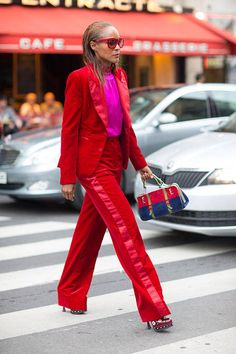Glean inspiration from all the best street style looks now.