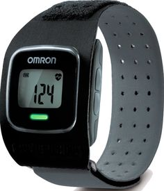 Continuous Strapless Heart Rate Monitor with Web Connectivity,