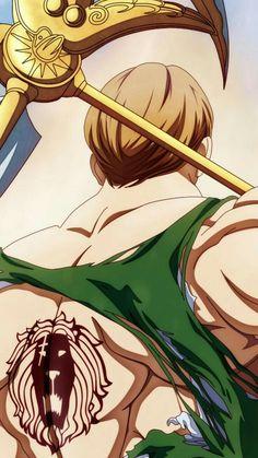 Fondos de anime ヽ (^ o ^) ^ _ ^) ノ - The Seven Deadly Sins / Nanatsu No Taizai - Seven Deadly Sins Anime, 7 Deadly Sins, Otaku Anime, All Anime, Manga Anime, Chibi, Seven Deady Sins, 7 Sins, Anime Angel