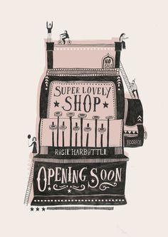 Shop is on it's way... Rosie Harbottle