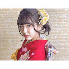 成人式の前撮りをしたときの AKB成人式でどんな振袖着られるか 楽しみだなあ... #Team8 #AKB48 #Instagram #InstaUpdate