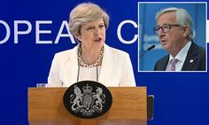 'below our expectations'how do you think we feel ? We've got May !!!!! May defends 'fair' offer for EU citizens to stay post Brexit