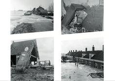 #watersnoodramp 1953 #Zeeland