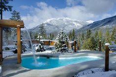 Canadian Spa get aways: Scandinave Spa Whistler