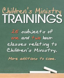 CalvaryCurriculum's Children's Ministry Audio Trainings