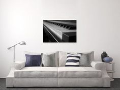 Piano Keyboard music art Black and White instant downloadable | Etsy Digital Piano, Photo Wall Art, Other Rooms, Printable Wall Art, Keyboard, Bedroom Decor, Group, Black And White, Cool Stuff