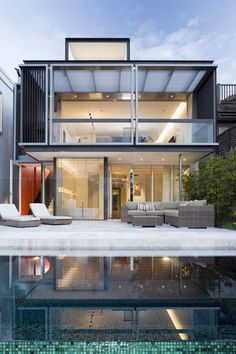 Woollahra House 1 by Stanic Harding architecture + interiors 012