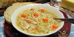 Buğdaylı Tavuk Çorbası Tarifi | Mutfakta Yemek Tarifleri