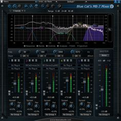 Blue Cat Audio has released Blue Cat's MB-7 Mixer 2.1, a new version of their multiband processing plug-in with VST hosting capabilities. Th...
