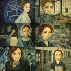 Mujeres Un libro de Isabel Ruiz Ruiz