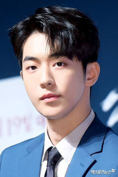Bodybuilding With NowLifeStyle Black Hair Growth, New Hair Growth, Asian Actors, Korean Actors, Nam Joo Hyuk Cute, Asian Man Haircut, Jong Hyuk, Bride Of The Water God, Nam Joohyuk