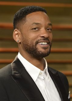 Will Smith fade haircut for black men