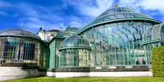 The last day of visit for Royal Greenhouses of Laeken in 2017 was on 5 May. The Royal Greenhouses are opened to the public yearly for three weeks in Spring. If you have missed the event, you can save the calendar date for the next visit in 2018 so you do not miss.  #belgium #brussels