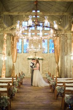 Union Hill Inn: Rustic Vintage barn chapel wedding venue. Just add flowers for an ethereal look. Photo by: www.joleenwillis.com #unionhillinn #rusticvintage #rusticwedding