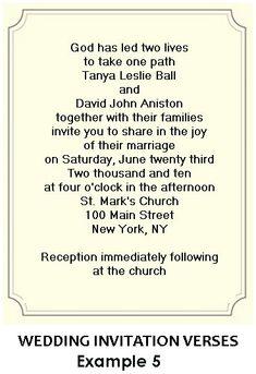 wedding invitation wording samples, Wedding invitations