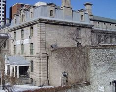 Ottawa Jail Hostel   Atlas Obscura