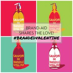 We're kicking off #valentines week by sharing our fave products for vday merch! Think of them as our B+A valentines, created to inspire you to think out side the box when it comes to branding. Today - branded candles! Follow along and hashtag your ideas to #brandedvalentine ❤️