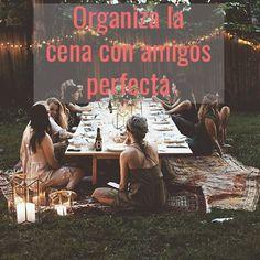 ideas para cenas con amigos