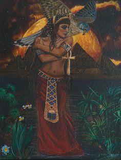 goddess isis - Google Search