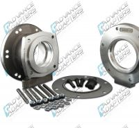 50-0404 : 1993-96 GM 4L60E 4 speed automatic transmission to the Jeep Dana 300 transfer case,adapter kit.