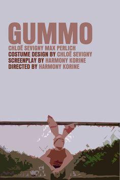 Gummo - Harmony Korine Cult Art Print