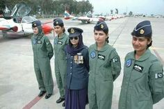 Proud daughters of motherland