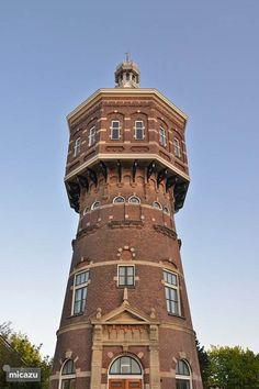 Vooraanzicht Watertoren
