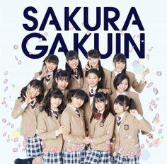 Sakura Gakuin - 「Mikansei Silhouette」  (radio rip, album preview)