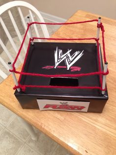 WWE Valentine Box