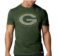 Green Bay Packers Legacy Scrum Tee By '47 Brand