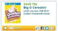 Cereal and Quaker coupons! Must print, especially when they say off of one!!!!  - http://extremecouponprofessors.net/2013/02/cereal-and-quaker-coupons-must-print-especially-when-they-say-off-of-one/