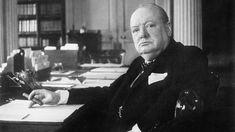 Churchill at 10 Downing Street. Impressed?
