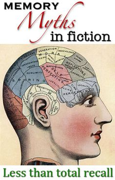 memory myths in fiction -- great tips on memory and amnesia from neurologist Anne Lipton