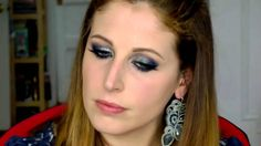 ClioMakeUp! Makeup tutorial trucco smoky eyes celebrity occhi scuri