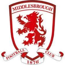Middlesborough Football Club Emblem