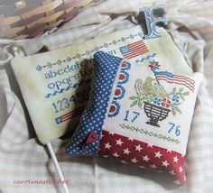Carolina Stitcher: Sheepish Designs