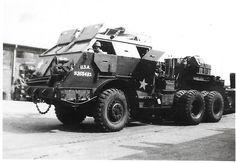 Heavy Duty Trucks, Big Rig Trucks, Heavy Truck, M26 Pershing, Army Crafts, Dragon Wagon, Us Armor, Vintage Iron, United States Army