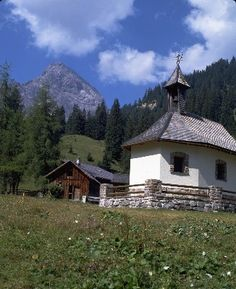Vandans-Rellstal, Kapelle Mariahilf (Bludenz, Montafon) Vorarlberg AUT