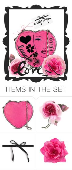 """Pink purse"" by sheri-gifford-pauline ❤ liked on Polyvore featuring art, Pink, pinkpurse and agiftforyoi"