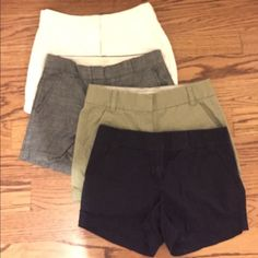 Women's Clothing J Crew Size 6 2005 Vintage Brown Leather/suede Pants Euc Unhemed Pants