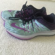 Nike zoom elite shoes Workout in style! Super cute running shoes or everyday shoes. Nike Shoes Athletic Shoes