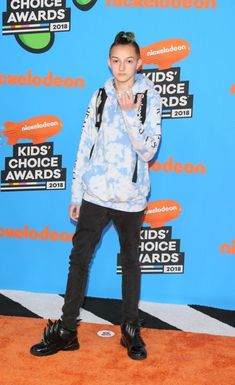 ae04195430 Here's What Celebs Wore To The 2018 Kids' Choice Awards. Kids Choice  AwardChoice AwardsKids BackpacksChoices