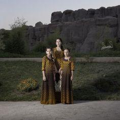 Anoek Steketee, Turkmenistan