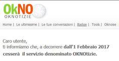 #oknotizie chiude, ecco altri #aggregatori online http://www.offertalink.it/chiuso-oknotizie-ecco-le-alternative/