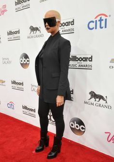Amber Rose at the #BBMAs  Billboard Music Awards | Photo Gallery: Women on the Red Carpet at the BBMAs