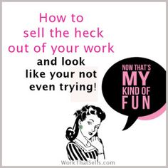 Seriously, I am the worst sales person ever. I admit to merely greeting people with a simple hello, a smile or a nod, and then only interacting when I see signs of them needing help. It is likely t...